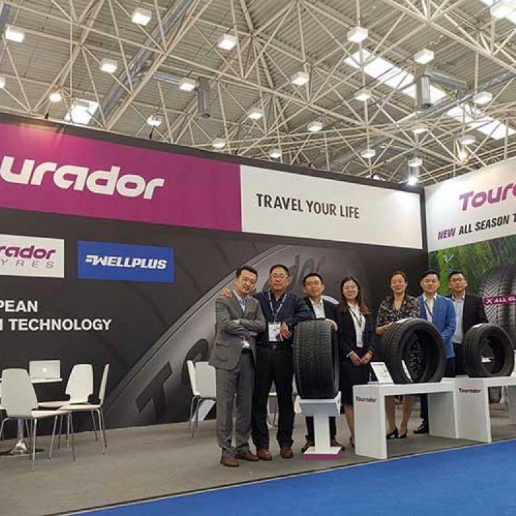 Компания Qingdao Otai Tire выпустила новые покрышки