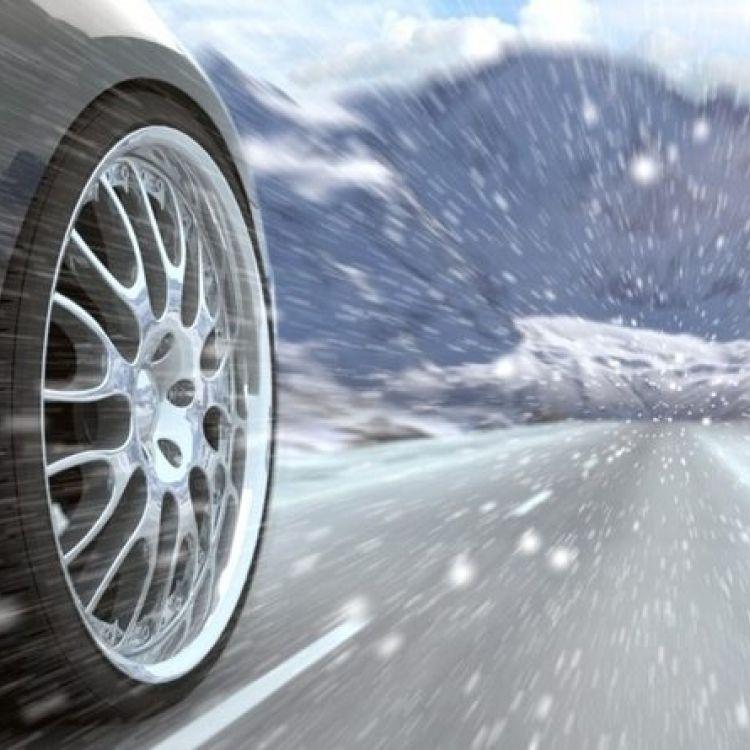 В горных регионах Франции внедрят обязательную «переобувку» зимними шинами