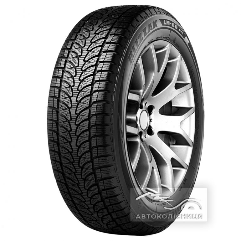 Bridgestone Blizzak LM-80 Evo 265/50 R19  110V