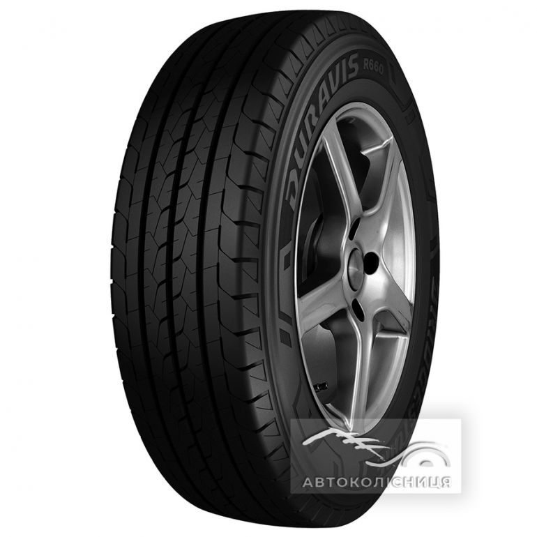 Bridgestone Duravis R660 195/65 R16C 104/102T