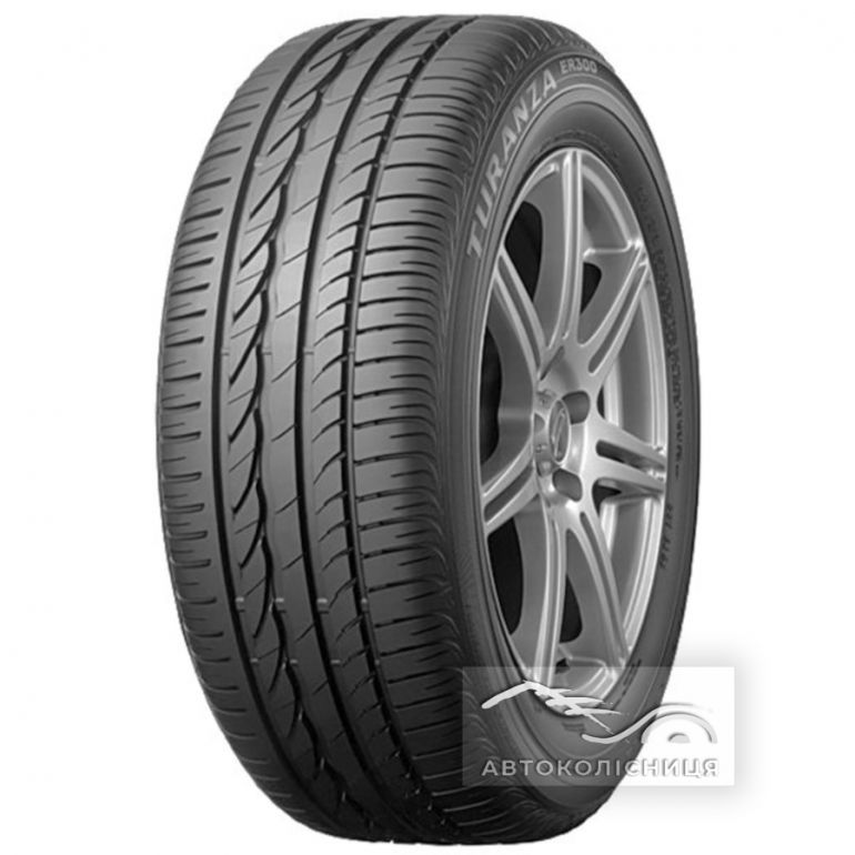 Bridgestone Turanza ER300 205/55 R17 91H FR