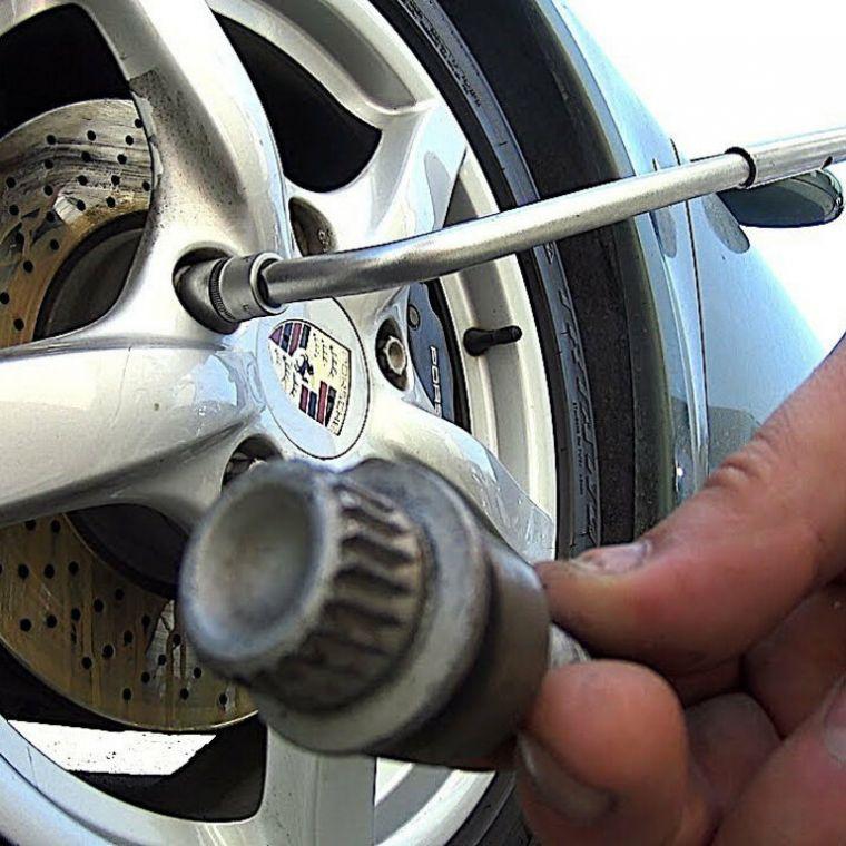 Секретки – простой и эффективный способ защиты Ваших колес