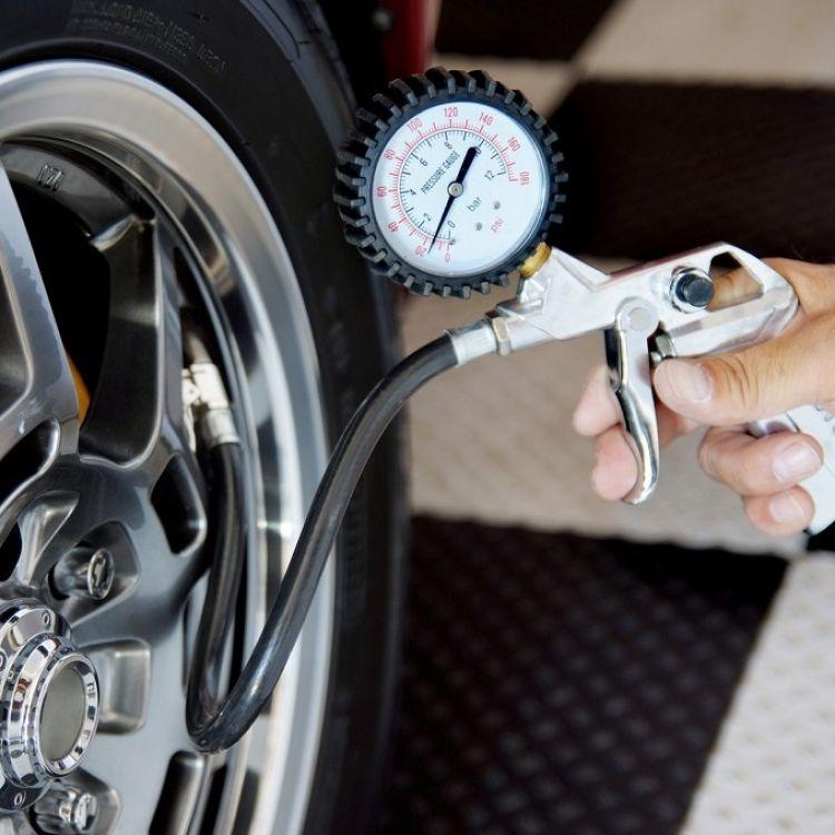 Давление в шинах: рекомендации
