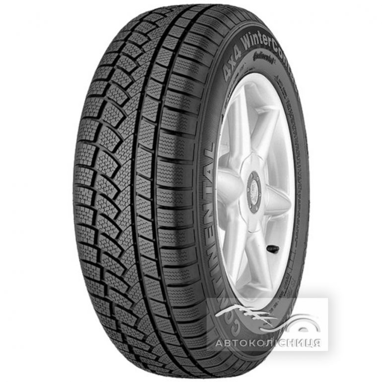 Continental 4x4 WinterContact 235/55 R17 99H FR