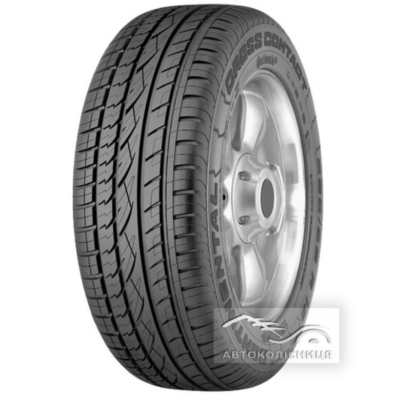 Continental ContiCrossContact UHP 295/35 R21  107Z XL,MO