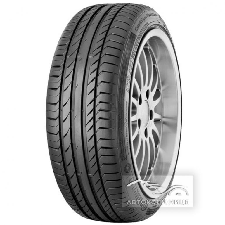 Continental ContiSportContact 5 285/35 R21  105Z MO
