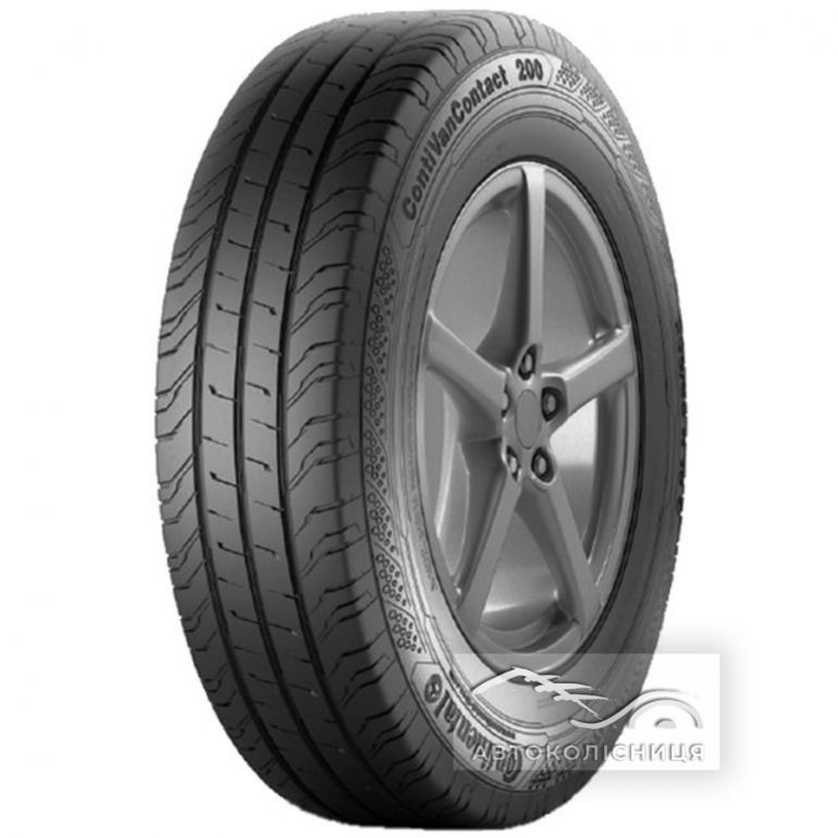 Continental ContiVanContact 200 225/55 R17C 109/107H Demo