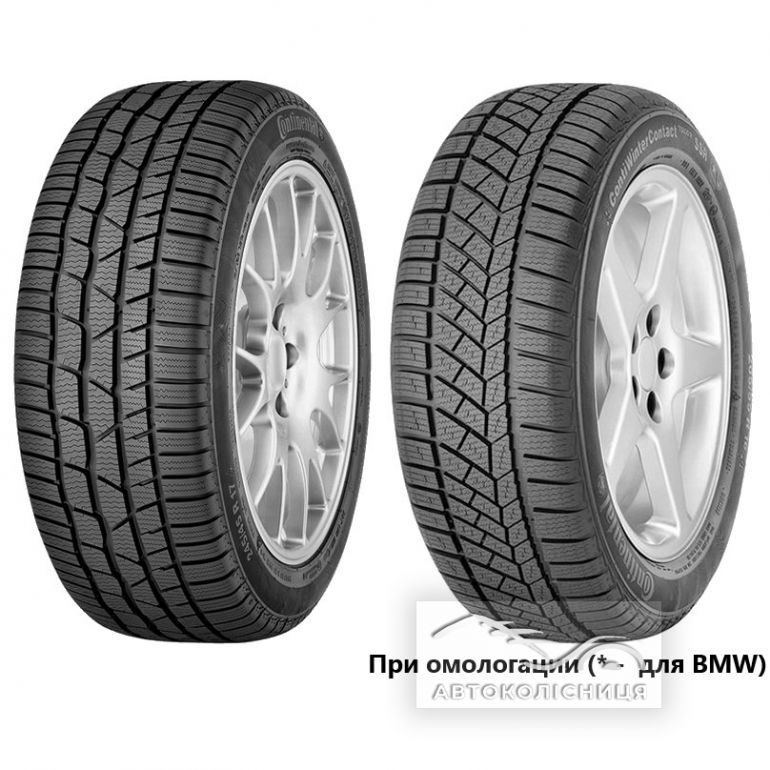Continental ContiWinterContact TS 830 P 255/45 R19  100V N0