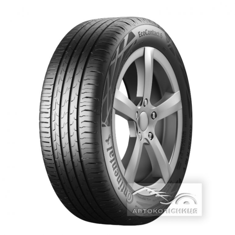 Continental EcoContact 6 235/55 R18 100V VOL Demo