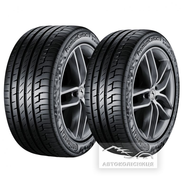 Continental PremiumContact 6 255/45 R20  105V