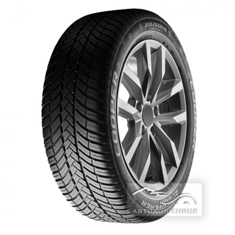 Cooper Discoverer All Season 215/55 R18 99V XL