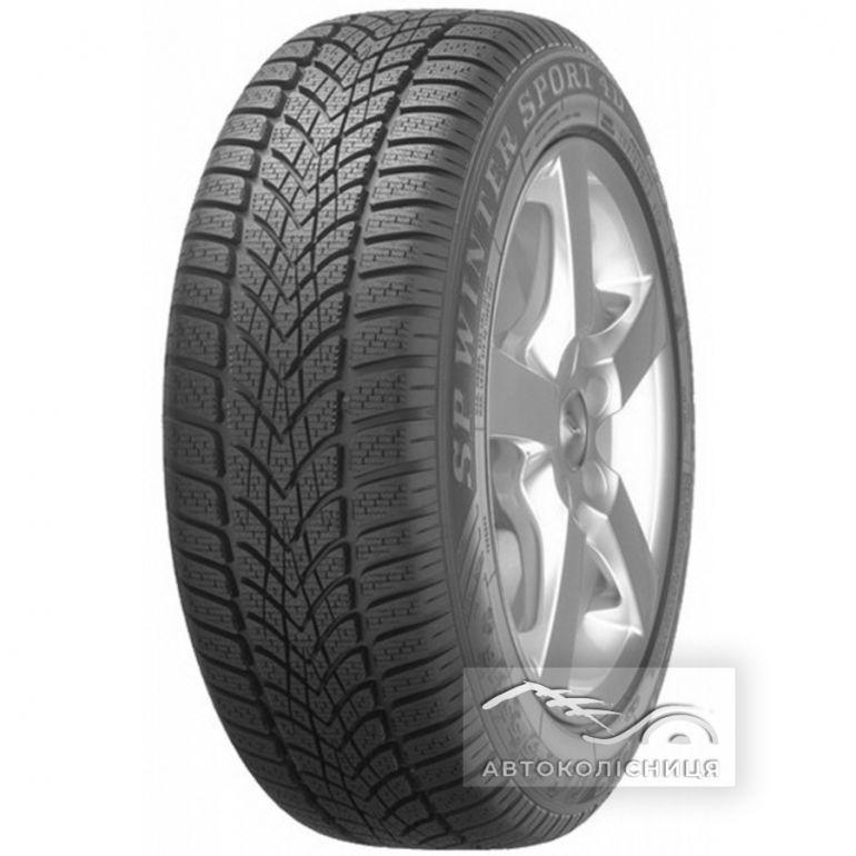 Dunlop SP Winter Sport 4D 255/50 R19  103V N0,MFS
