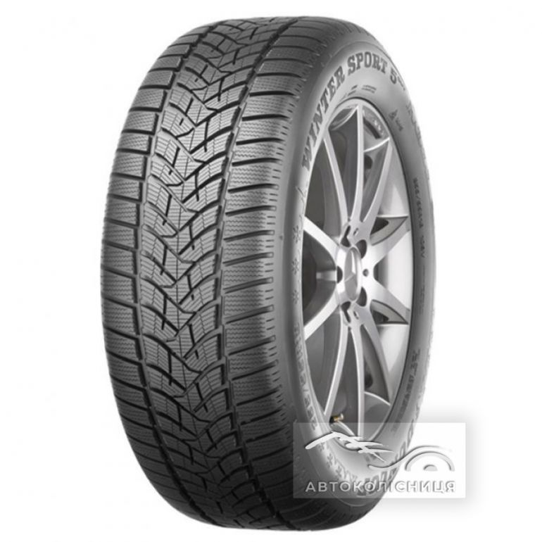 Dunlop Winter Sport 5 SUV 215/60 R17  100V XL