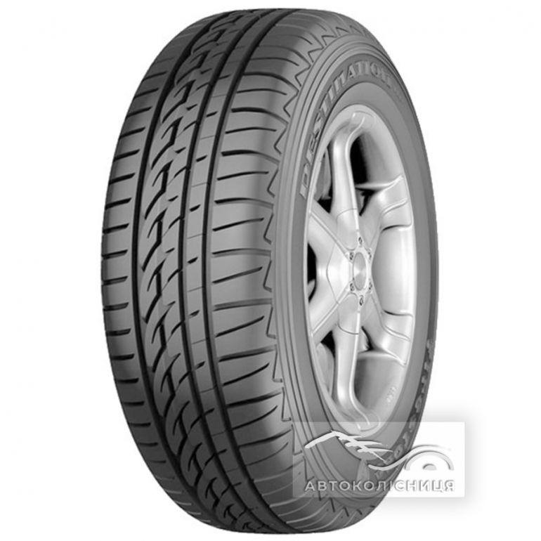 Firestone Destination HP 215/55 R18  99V