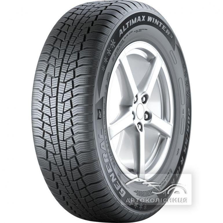 General-Tire Altimax Winter 3 215/55 R16  97H XL