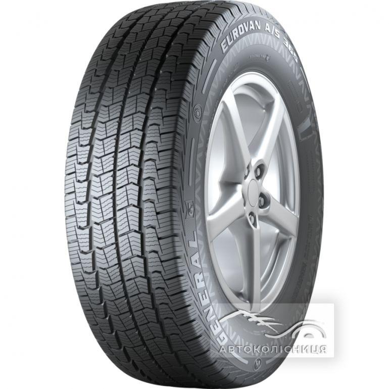 General-Tire Eurovan A/S 365 215/75 R16  113R