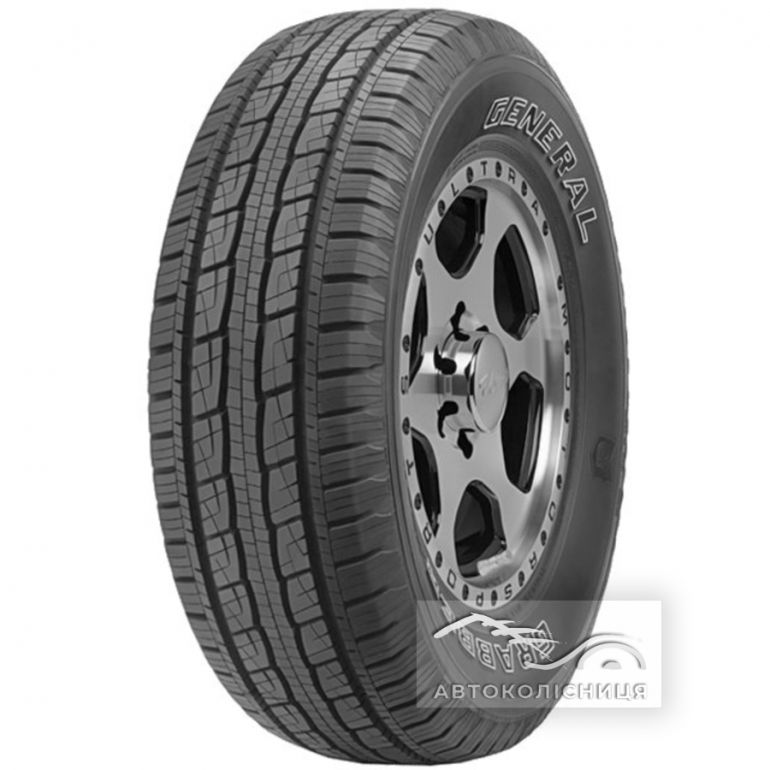 General-Tire Grabber HTS60 235/85 R16  120R OWL