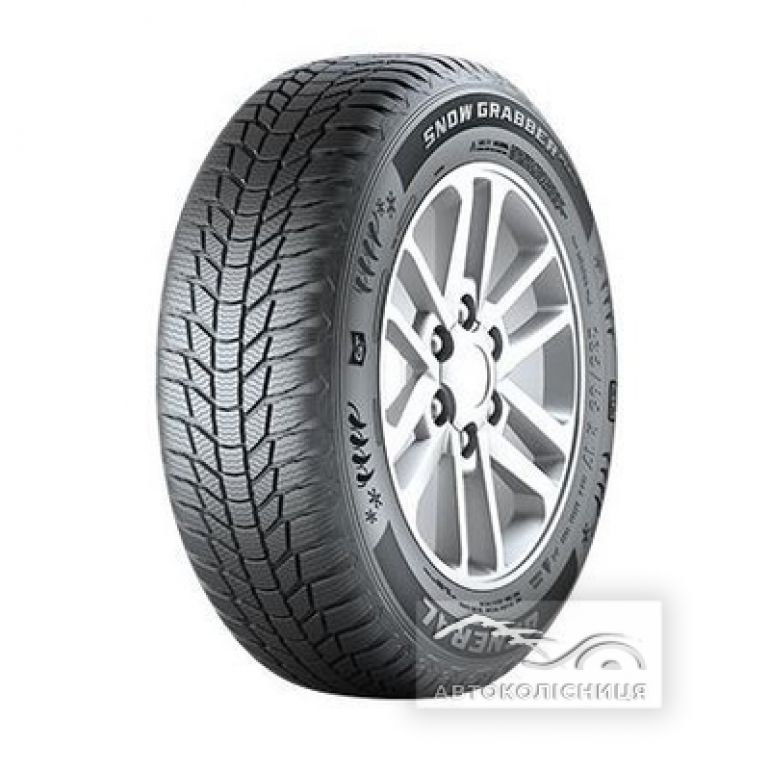 General-Tire Snow Grabber Plus 255/55 R19  111V
