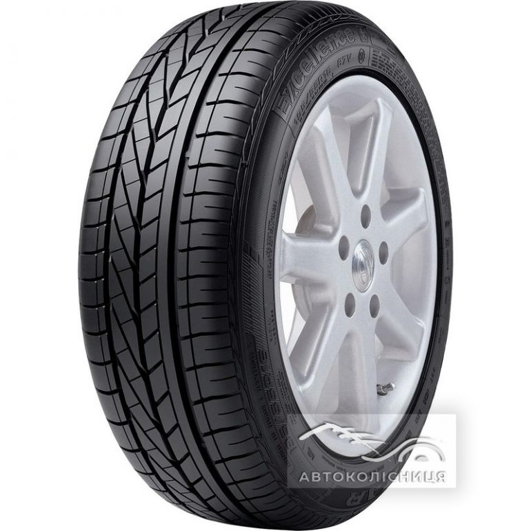 Goodyear Excellence 245/40 ZR17 91Y ROF MO