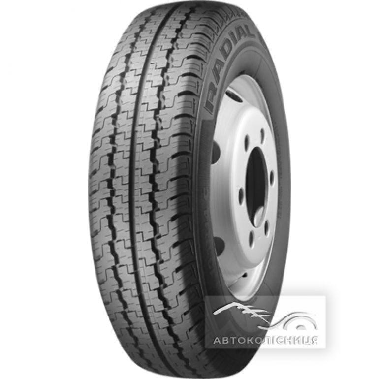Kumho Tyre Steel Radial 857 205/75 R16  110R