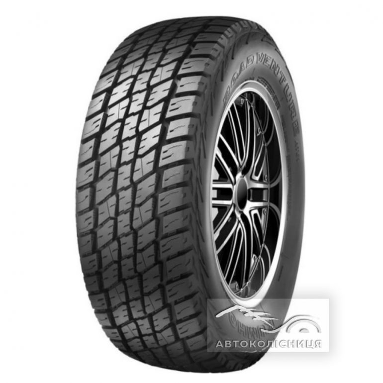 Kumho Tyre Road Venture AT61 205/80 R16  104S