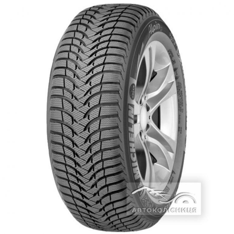 Michelin Alpin A4 255/45 R19  100V N1