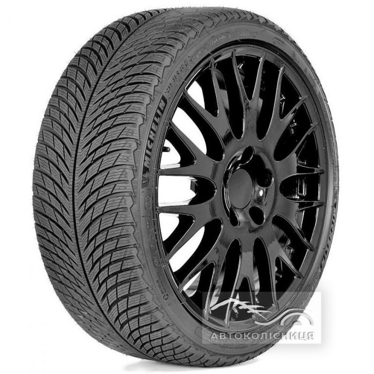 Michelin Pilot Alpin 5 245/40 R18  97W XL