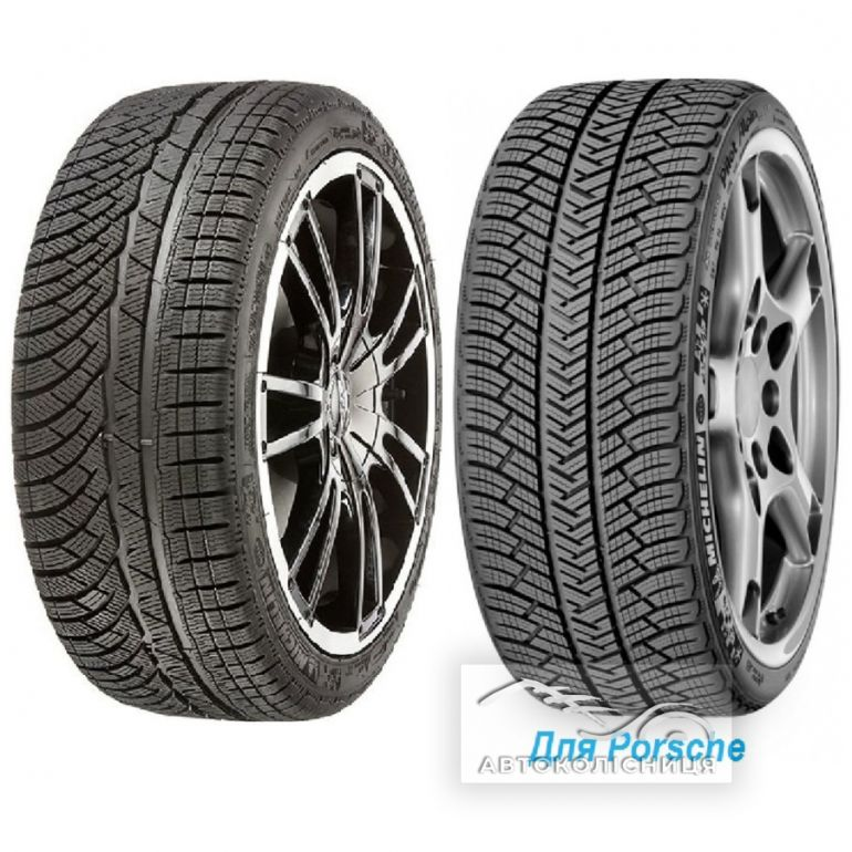 Michelin Pilot Alpin PA4 255/40 R20 101V XL N0 Demo