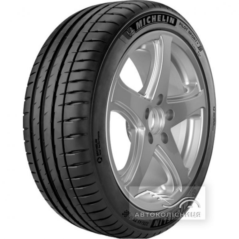 Michelin Pilot Sport 4 245/40 R20  99Z XL                   ROF