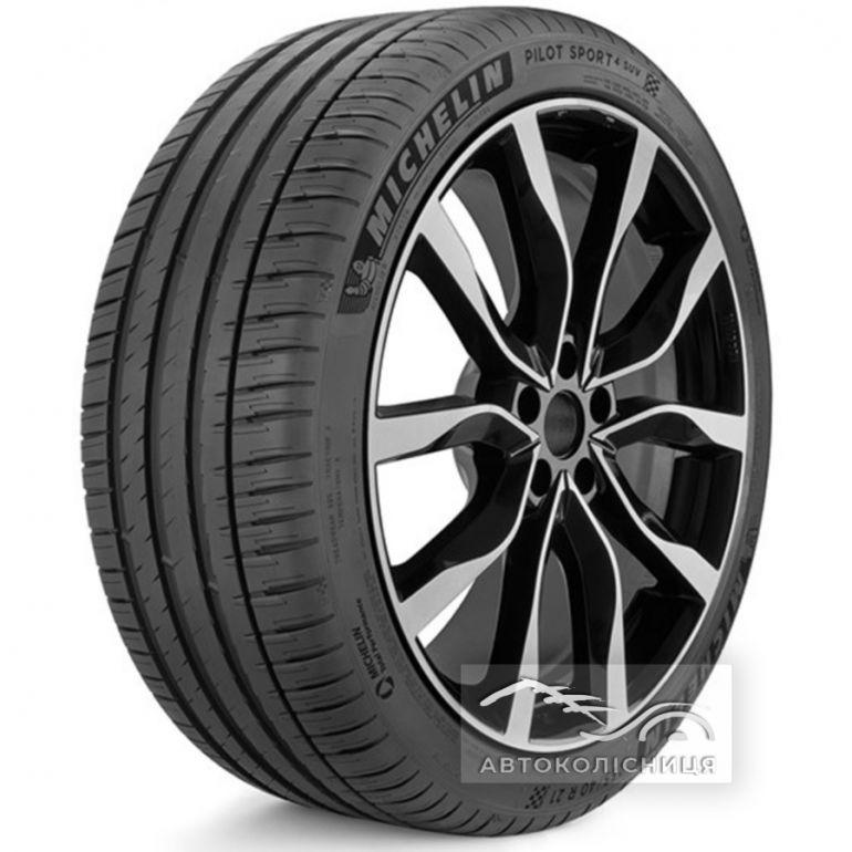 Michelin Pilot Sport 4 SUV 255/45 R20  105Y XL