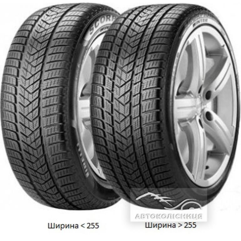 Pirelli Scorpion Winter 275/40 R21  107V XL,N0