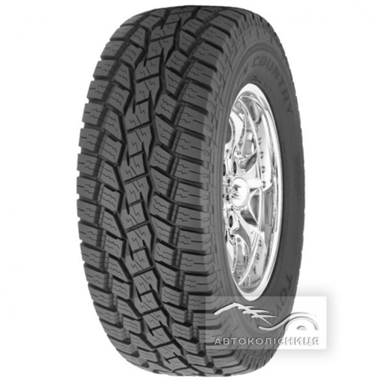 Toyo Open Country A/T (OPAT) 215/80 R15  102T